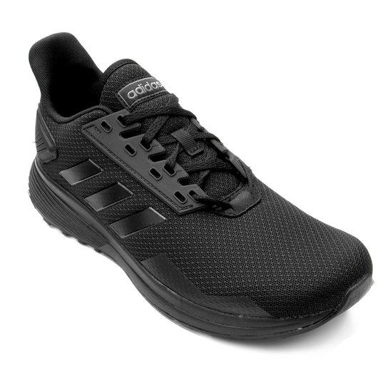 7fec68ae59 Tênis Adidas Duramo 9 Masculino - Preto - Compre Agora