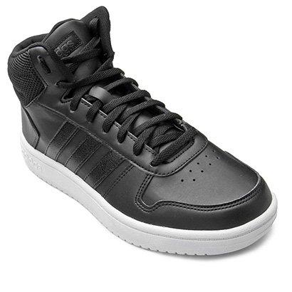 Tênis Adidas Hoops 2.0 Mid Feminino