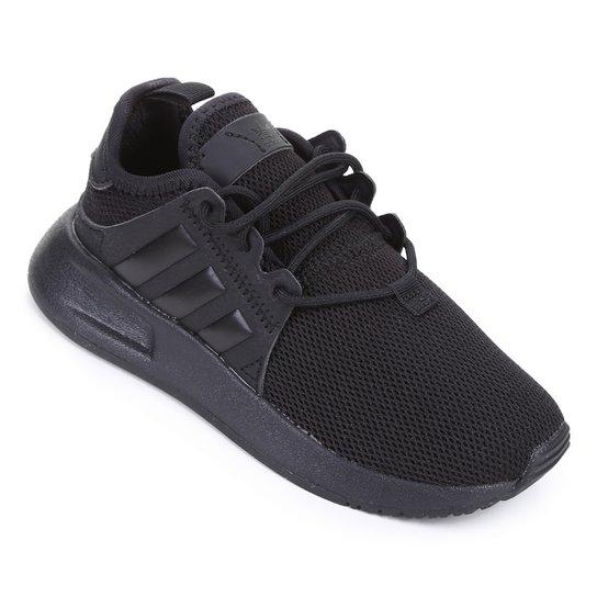 0474ae2723 Tênis Infantil Adidas X Plr C - Preto