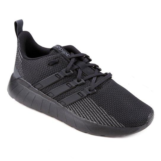91ca01f7e Tênis Adidas Questar Flow Masculino - Preto - Compre Agora