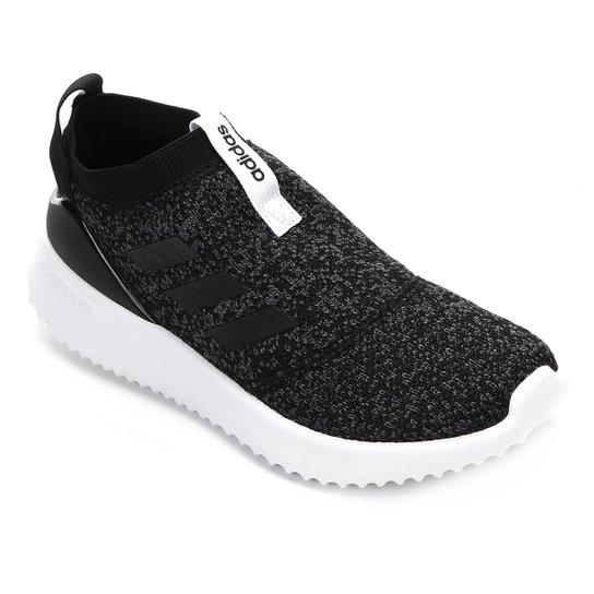 e0612c5cb8 Tênis Adidas Ultimafusion Sem Cadarço Feminino - Preto - Compre ...