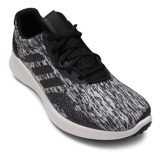 7c2cf0039 Tênis Adidas Purebounce 80 Masculino - Preto - Compre Agora