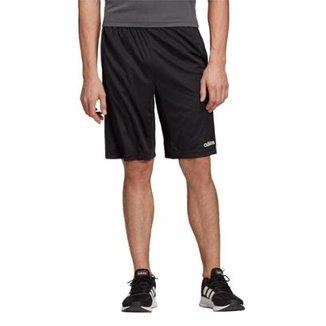 Bermuda Adidas Design 2 Move Climacool Masculina a1e9c4805167f
