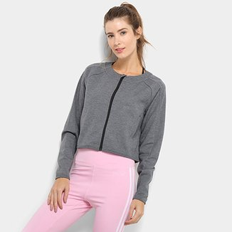 0860b45655a Compre Blusa de Moletom Feminina Adidas Online