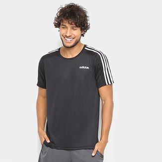 26ebae287b1 Camiseta Adidas 2 Move 3 Stripes Masculina