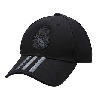 b416468eec442 Boné Adidas Real Madrid Aba Curva