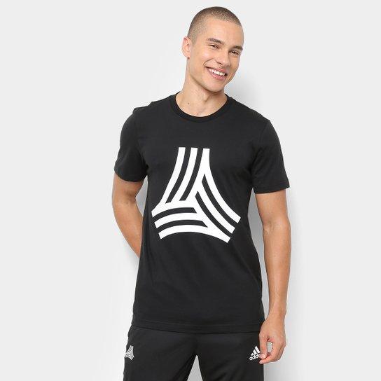 Camiseta Adidas Grafica Tango Masculina - Preto - Compre Agora ... fe6a95924e5