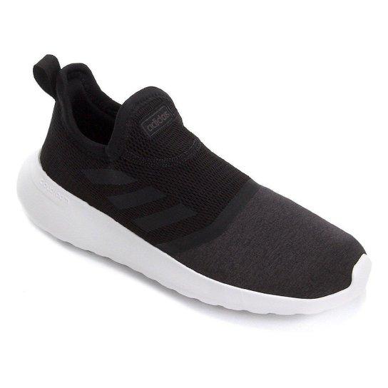 0728bb74a Tênis Adidas Lite Racer Slip On Feminino - Preto   Netshoes
