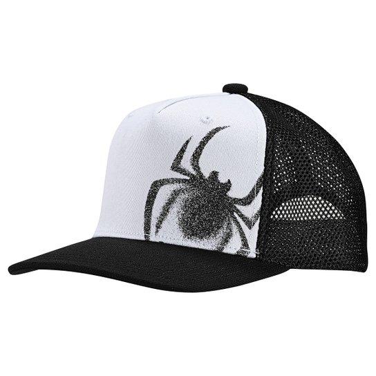 d778936a0c15f Boné Adidas Aba Reta Marvel Homem-Aranha - Compre Agora