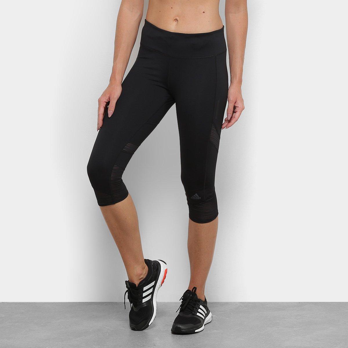 Calça Legging Adidas How We Do 3/4 Feminina
