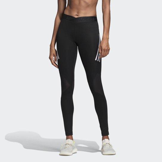 8f46becbd Legging Adidas Longa Alphaskin Sport Feminina - Preto | Netshoes