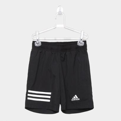 Shorts Infantil Adidas Tr W 3 Stripes