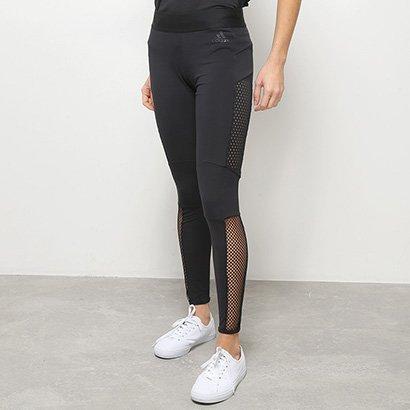 Calça Legging Adidas ID Mesh Feminina