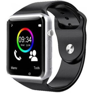 ee7618bfd79 Relógio DAGG Smartwatch Armor Premium Touch