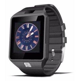 ce568d1db2a Relogio DAGG Smartwatch Gear Running Touch