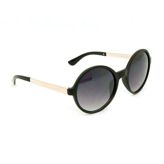 65747b6b9 Óculos Bijoulux de Sol Redondo Degradê | Netshoes