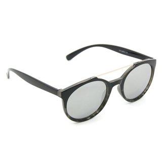 578de475fc159 Óculos Bijoulux de Sol Espelhado Estilo Dior