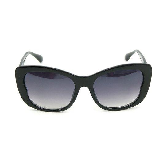 807b77f812512 Óculos Bijoulux de Sol Shape Gatinho - Compre Agora