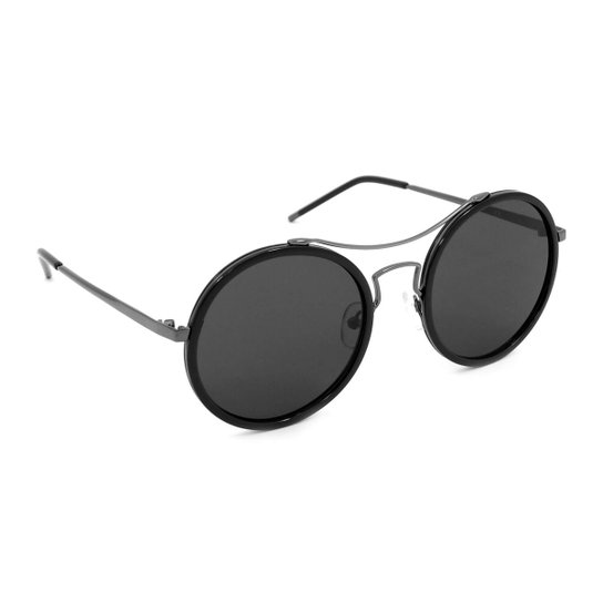 55a1e52d7 Óculos Bijoulux de Sol Redondo Super | Netshoes