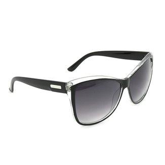 d3db5557bd7ea Óculos Bijoulux de Sol Gatinho Degradê