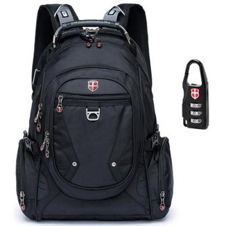 Mochila Notebook Audiopocket Swissport