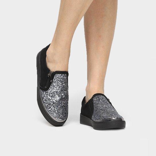 40cdc3a43 Slip On Bebecê Glitter - Compre Agora