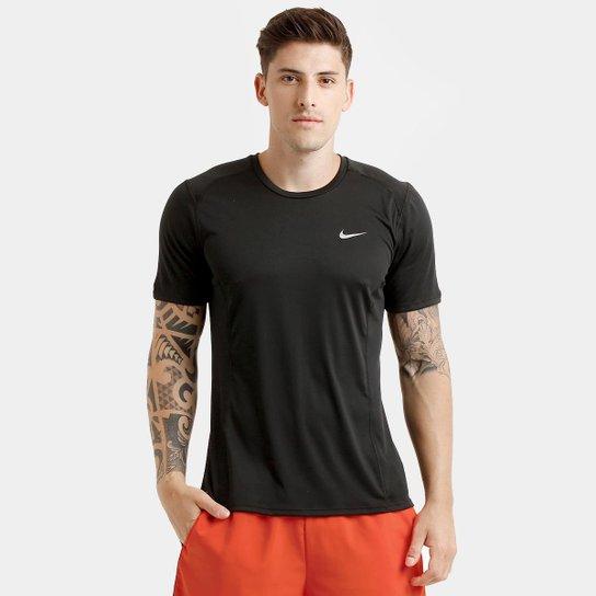Camiseta Nike Dri-Fit Miler Masculina - Compre Agora  367c94ed22321
