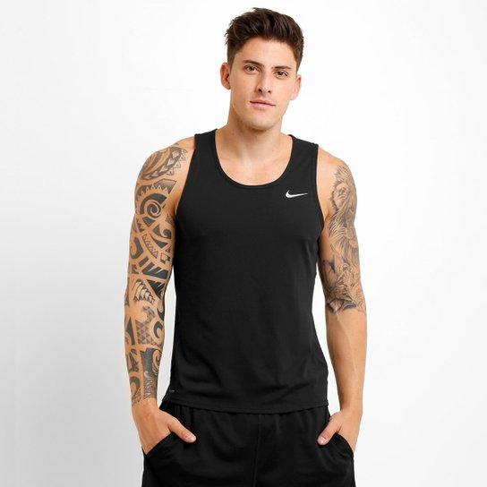 Camiseta Regata Nike Dri-Fit Contour Singlet - Compre Agora  1a58c3f58d127