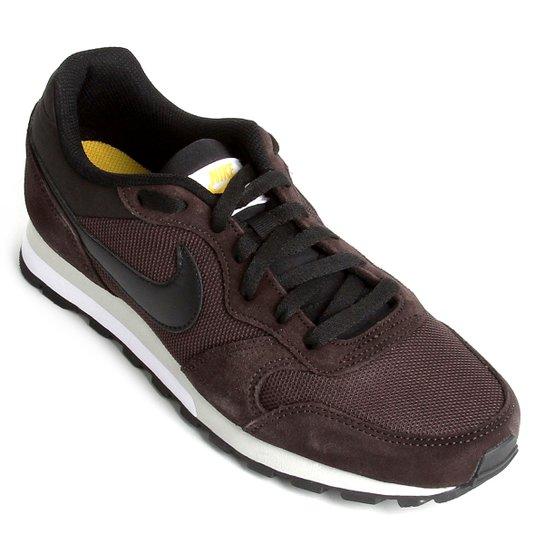 81a017a2f2 Tênis Nike Md Runner 2 Masculino - Marrom - Compre Agora