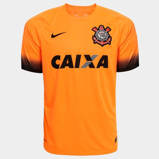 95ceacd5e7 Camisa Corinthians III 15 16 s nº - Torcedor Nike Masculina - Compre ...