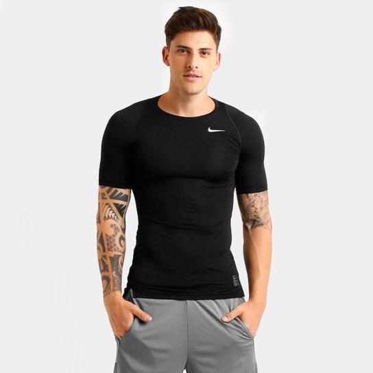 ffcf081ee57ad Camiseta de Compressão Nike Cool Masculina - Compre Agora