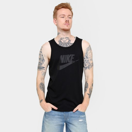 Camiseta Regata Nike Tank Ace Logo - Compre Agora  ed75331ea12