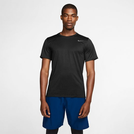 1f5f51f373c67 Camiseta Nike Legend 2.0 Ss Masculina - Preto - Compre Agora