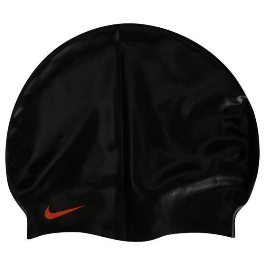 Touca de Silicone Nike Solid - Compre Agora  3e8d17ce832