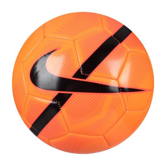 Bola Futebol Campo Nike Mercurial Fade - Laranja e Preto - Compre ... 38241195a8ab8
