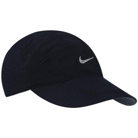 Boné Nike Dri-Fit Spiros Preto - Compre Agora  c0bc703549d