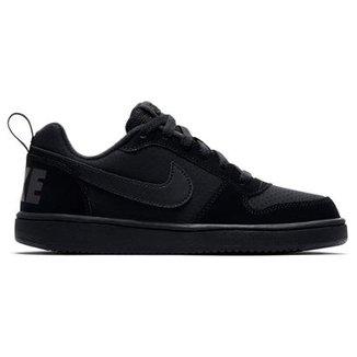 882ace6389d Tênis Infantil Nike Court Borough Low