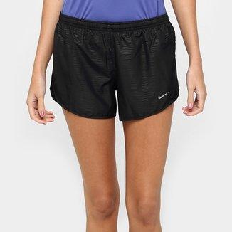 Short Nike Dri-Fit Modern Embossed Tempo Feminino d9f61ff673a82