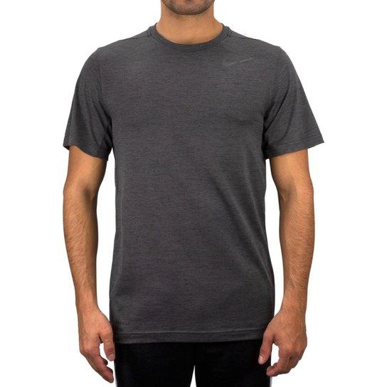 8f85e4cbb9f2c Camiseta Nike Dri Fit Training Ss - Compre Agora