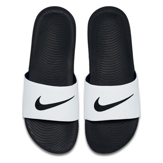 27e357ee7e5 Sandália Nike Kawa Slide Masculina - Preto - Compre Agora