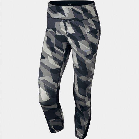 Calça Capri Nike Dri-FIT Power Racer Print Feminina - Compre Agora ... f2768e2079c34