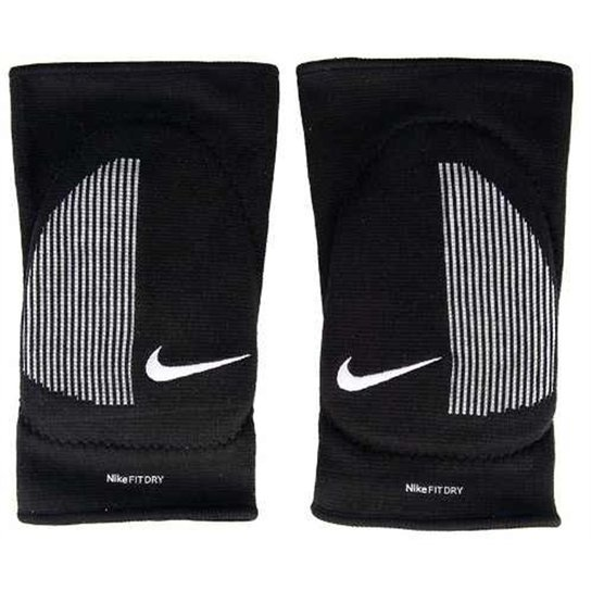 7a707be0c Joelheira Fit Dry Skinny Knee Pads - Nike - Black - P M - Compre ...