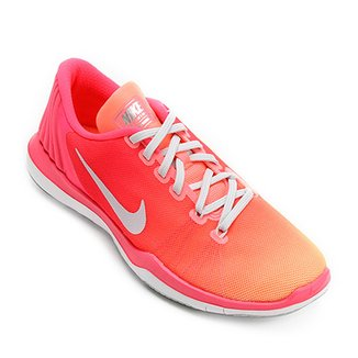 Tênis Nike Flex Supreme Tr 5 Fade Feminino 6fe24a50183be