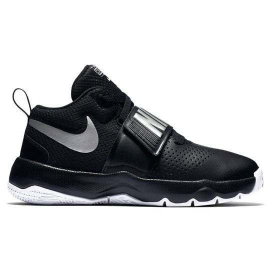 9f8e7ed2670 Tênis Infantil Nike Team Hustle D8 Masculino - Preto - Compre Agora ...