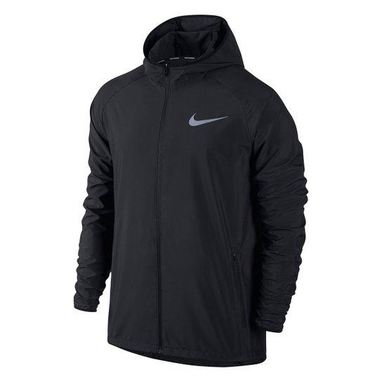 4aec0b9120c Jaqueta Nike Essential HD Masculina - Preto - Compre Agora