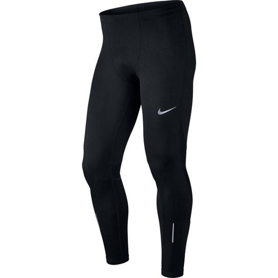 Calça Nike Power Run TGHT Dri-Fit Masculina - Preto - Compre Agora ... 93a15047de4b0