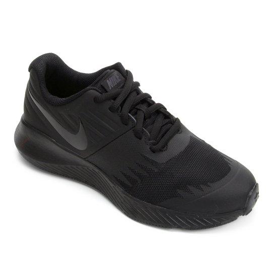 Tênis Infantil Nike Star Runner GS - Preto - Compre Agora  0e89644edb721