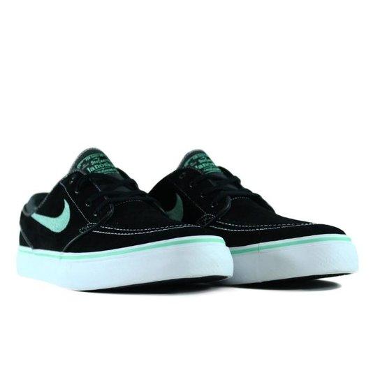 new style f3be1 3345a Tênis Nike Zoom Stefan Janoski - Preto