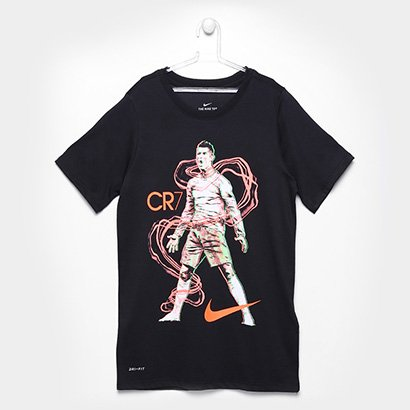 Camiseta Infantil Nike CR7 Hero