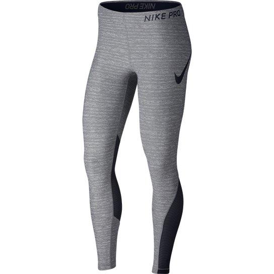 Calça Legging Nike Tght Heather Feminina - Compre Agora  a5a90e2c203f9